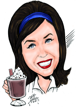 Stephanie Courtney's Slow Cooker Hot Chocolate